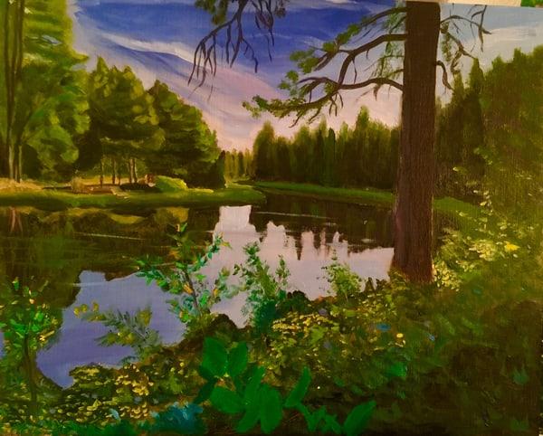 Calm Waters  Art | Scott Dyer Fine Art