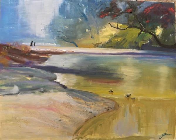 Waipu Cove Art | Scott Dyer Fine Art