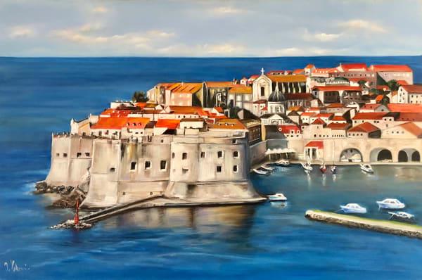 Croatia Seascapes