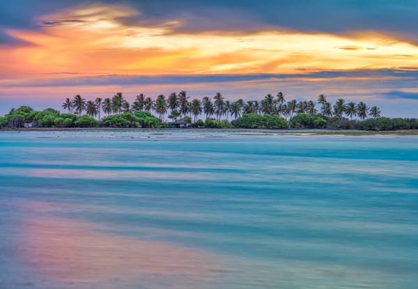 Tropical Serenity | Beach and Ocean Photography Print
