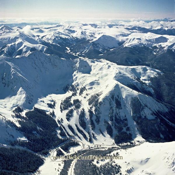 A Basin Ski Area Summit County Co Art | Cunningham Gallery