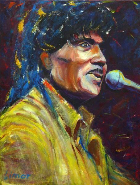 Little Richard Art | Limor Dekel Fine Art