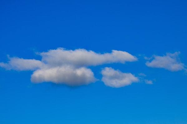 Cloud Blue by Jeremy Simonson