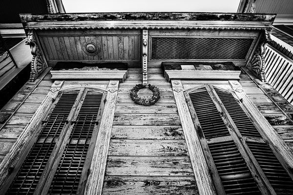 French Quarter Shutters