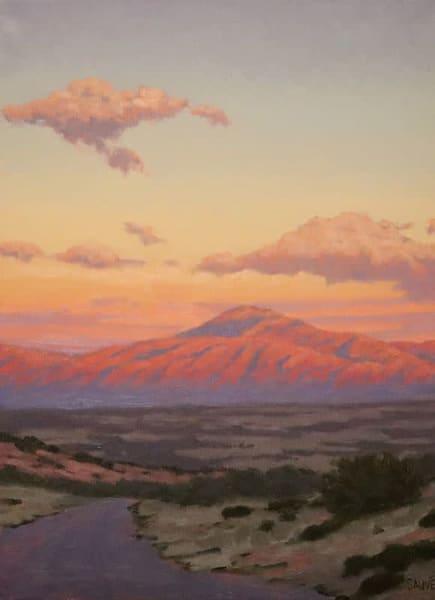 Western Descent Art | Terry Sauve Fine Art