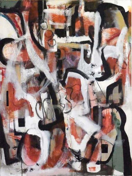 5 Mardi De Veuve Alexis Voices Of Change Painting On Canvas 48 X 36 Art | MardisArt