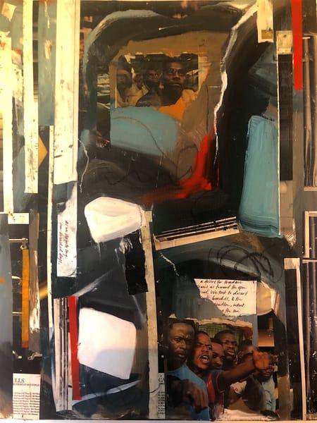 De Veuve Alexis Reaching For Freedom 24 X 18  2020 Art   MardisArt