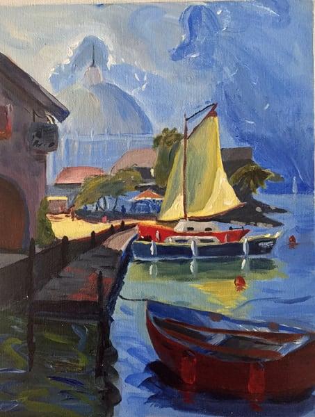 Safe Harbor Art | Scott Dyer Fine Art