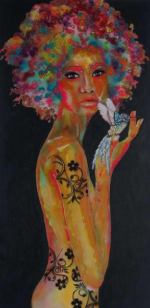 Un Tamed Art | Toria Hill Gallery