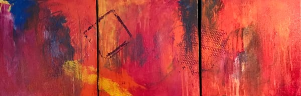 Triadic Expression Art | Jerry Hardesty Studio