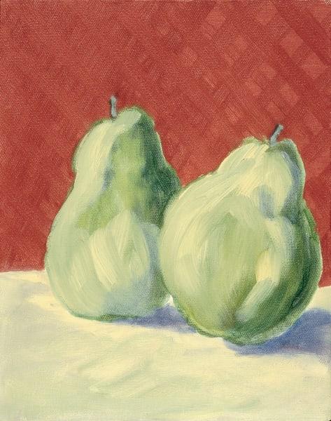 Copper Pears Art | Joan Cox Art