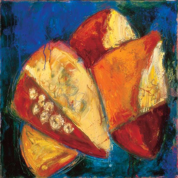Mango Art   Joan Cox Art