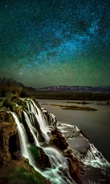 Star Falls Photography Art | McKendrick Photography