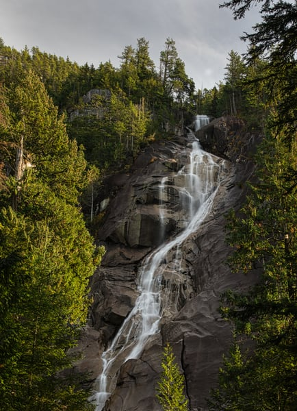 Shannon Falls Bc 2 Photography Art | Leiken Photography