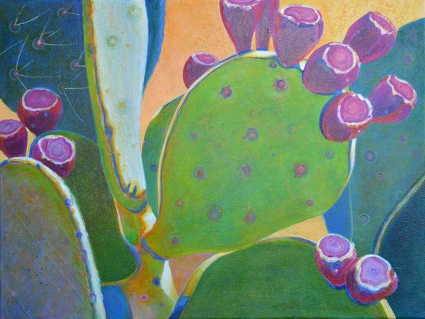 Fruit Of The Bloom Art   Marilyn Rea Nasky Art