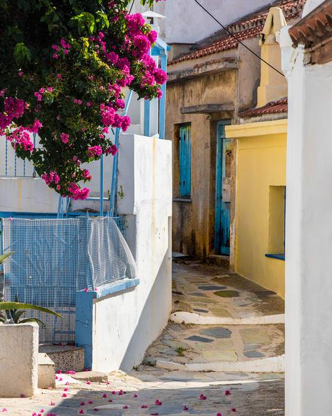 SKOPELOS PATH, GREECE