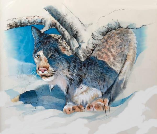 Lynx  Art | MANTHA DESIGN