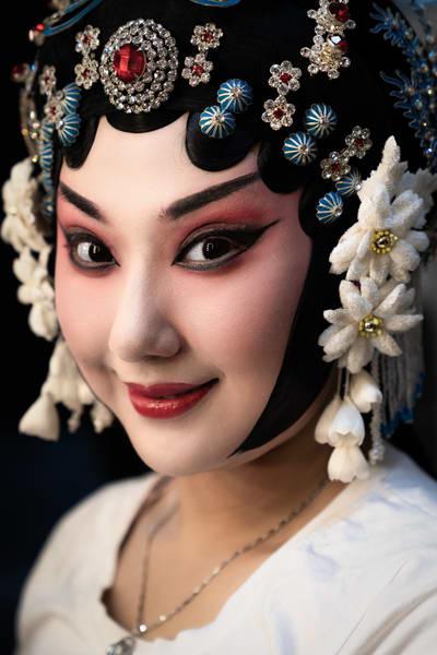 Wuhan Opera Singer