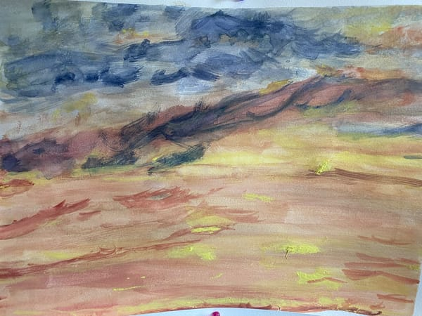 Before Dawn Bright Sky Above Art   Howard Lawrence Fine Art
