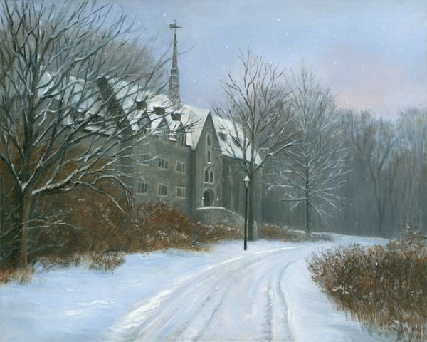 Skinner Hall, Vassar College  Art | Tarryl Fine Art