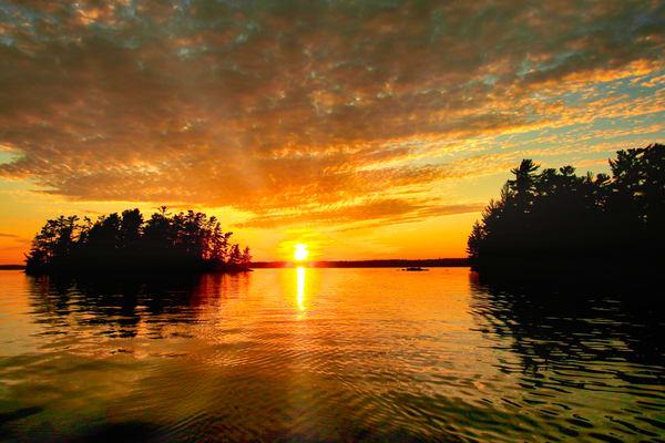 Sunset Fishing Photography Art | CJ Harding
