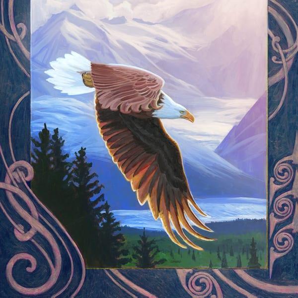 Golden Wings  Art | Studio Girard