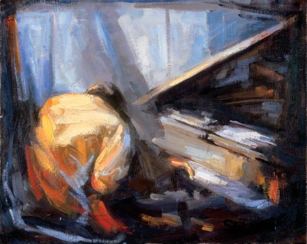 Piano Man Art   Goldwoman Fine Art