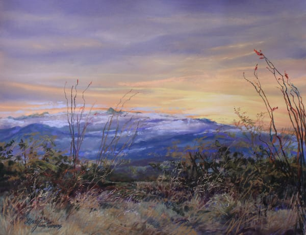 Lindy Cook Severns Art | Dawn's Early Light, enhanced print