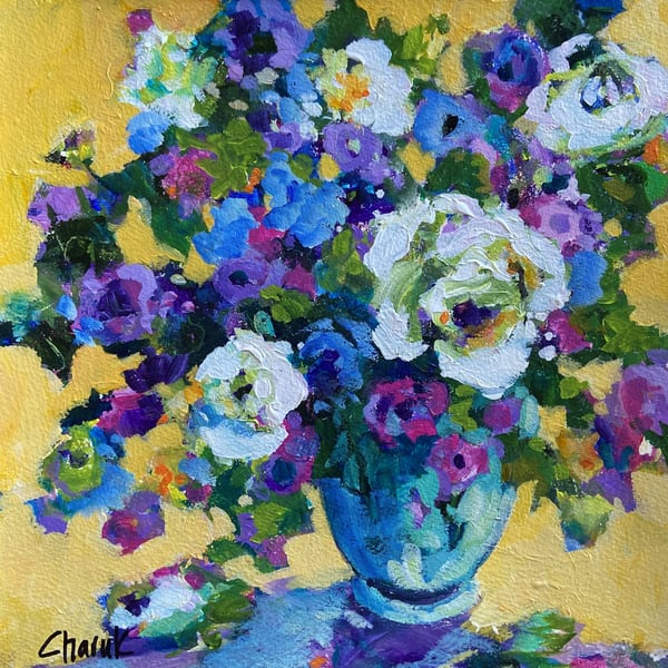 Summertime Blues Art | Jill Charuk Art