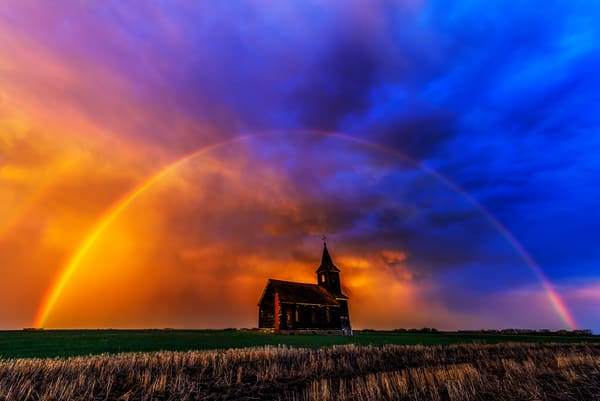 The Promise   Somewhere, Saskatchewan  Photography Art | Byron Fichter Fotography