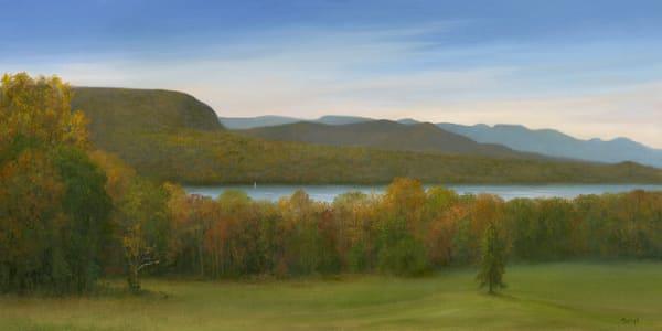 Vanderbilt Vista From The Overlook  Art | Tarryl Fine Art