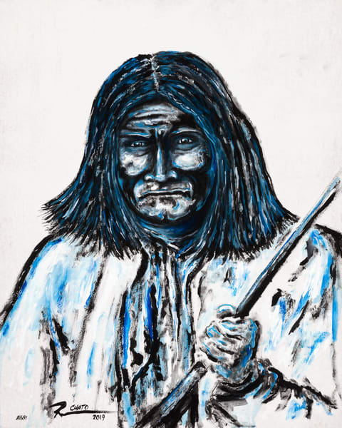 Goyaalé (Geronimo) by Ruben Chato