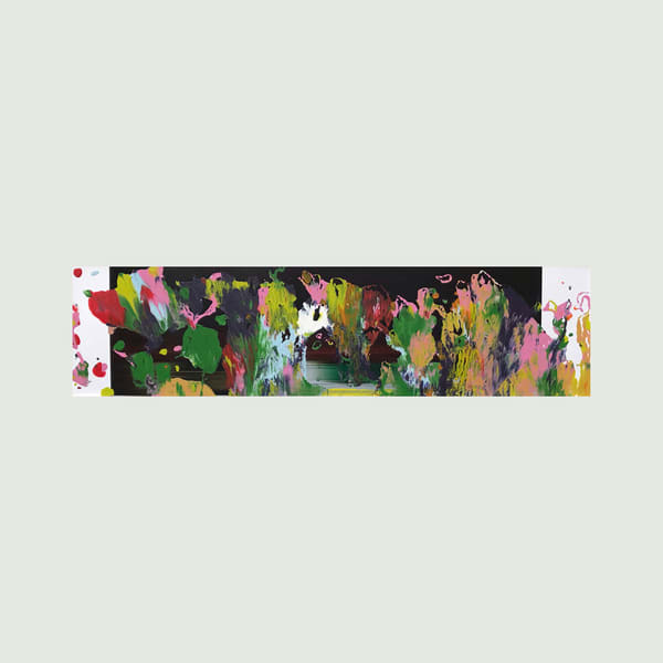 Night Flowers Iii Art | Maciek Peter Kozlowski Art