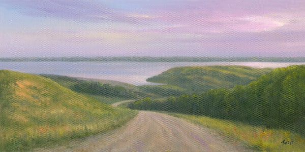 *The Road Home Art | Tarryl Fine Art