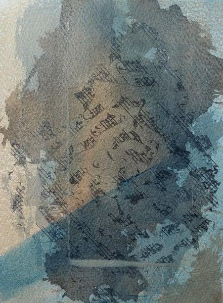 Bach Series #16 Art | Ingrid Matthews Art