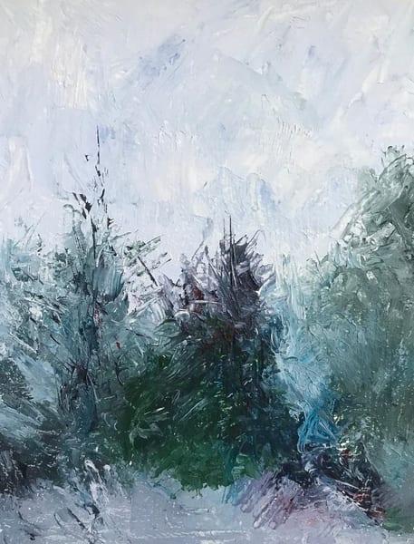 Icy Poconos Art | Roost Studios, Inc.