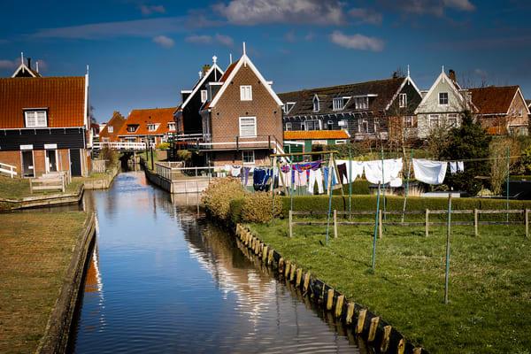 Dutch Countryside Marken village photography   Eugene L Brill