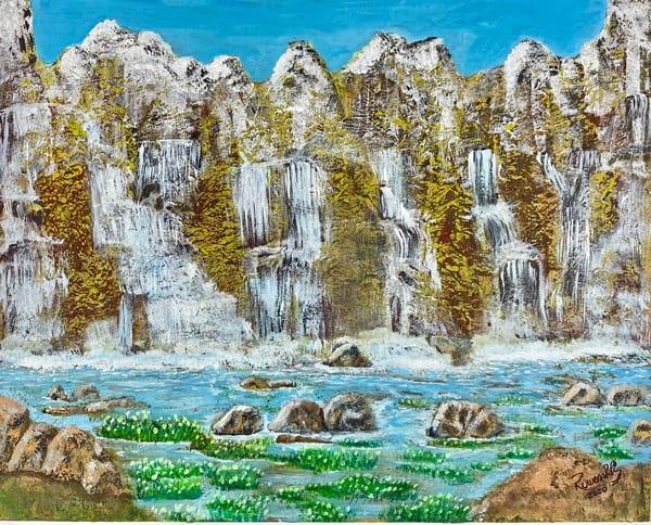 Glaciers Melting Art | Rowena Art Shop