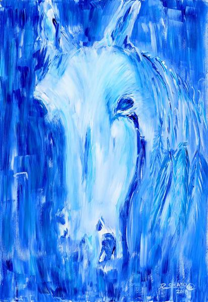 Spirit Horse Day Art | GSL ART