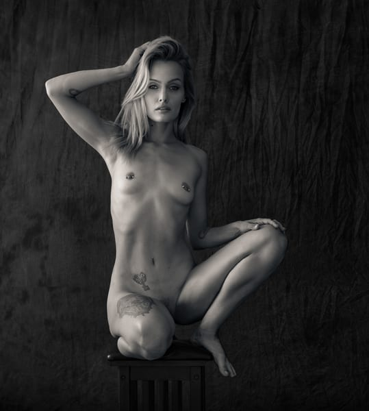 Luna Art Nude 1 Photography Art   Dan Katz, Inc.