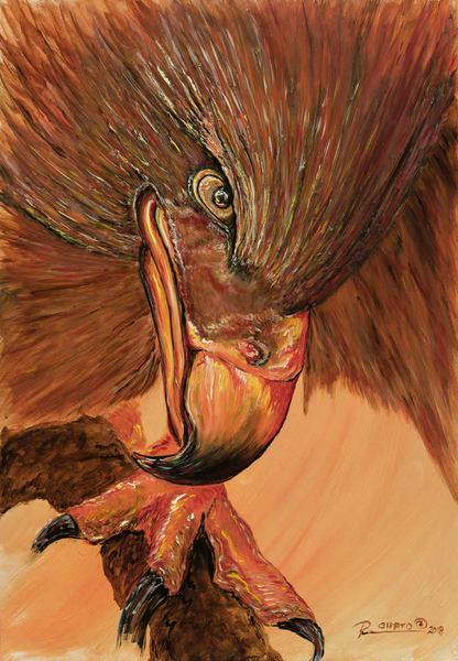 Strength From Above Art | GSL ART