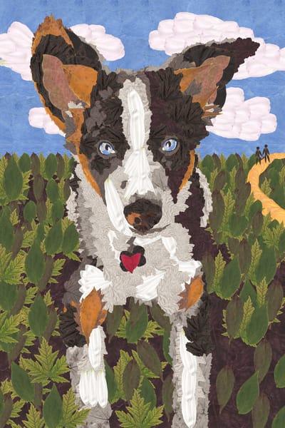 Australian Shepherd  Art | smacartist