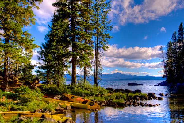 Waldo Lake Art   Shaun McGrath Photography