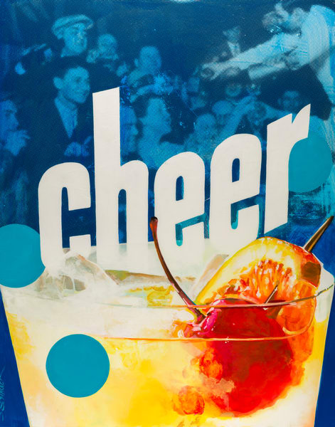 Cheer Art | Jeff Schaller