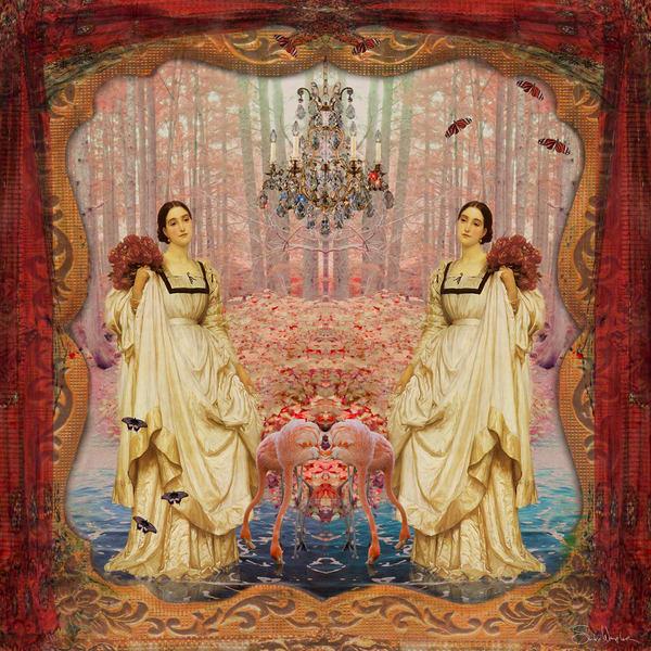 Lady Adelaide Art | Sondra Wampler | fine art