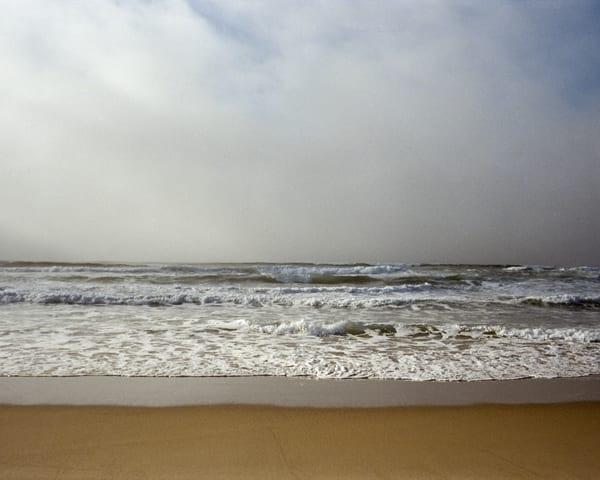 Surf And Fog Bank   Lompoc Photography Art | Julian Whatley Photography