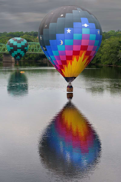 Balloon Reflections