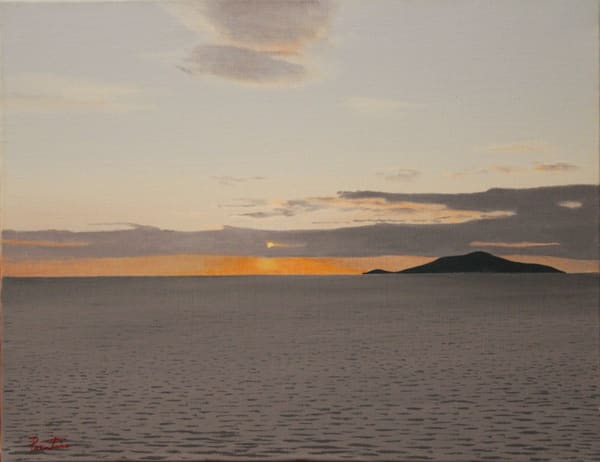 Ischia From Capri Art | David R. Prentice