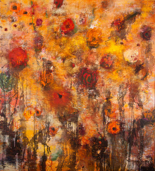 Basho's Flowers Art | Adam Shaw Gallery