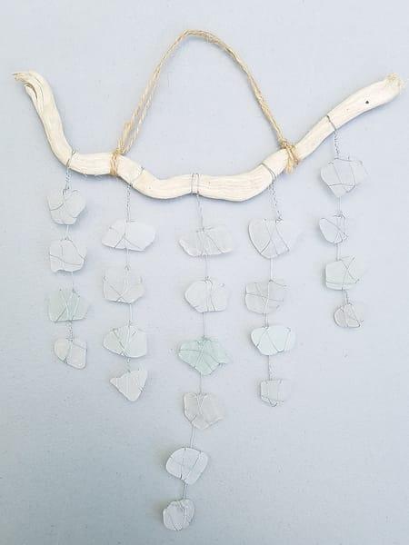 Hope Suncatcher| Beach Glass